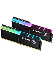 G.Skill F4-3200C16D-16GTZRX - kit de memoria DDR4 16GB (2x8GB) TridentZ RGB for AMD 3200MHz CL16 XMP2