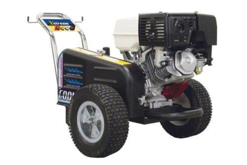 B E Pressure X-3013HTBCOMCD Gas Pressure Washer for Honda...