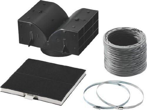 Bosch DHZ5325 accesorio para campana de estufa - Accesorio para chimenea (Negro, Carbono, 1,06 kg): Amazon.es: Hogar