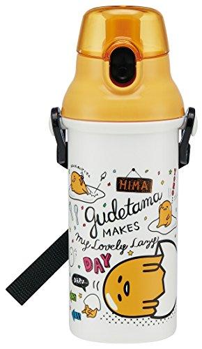 (Skater Sanrio Gudetama Water bottle 480ml PSB5SAN from Japan)
