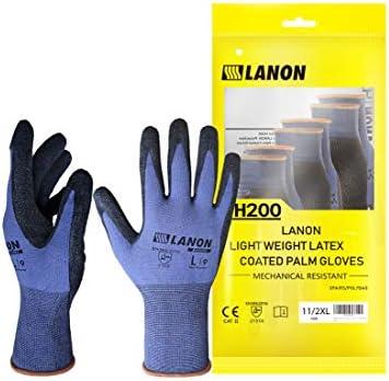 KERON Nitrile Profi Protection 300 mm Gants jetables latex /& Sans Poudre 50pcs