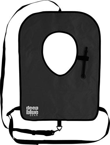 - Deep Blue Gear Snorkel Vest, Adult X-Large, Black