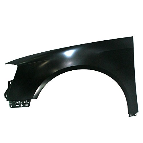 2006 Left Fender (Titanium Plus 2006-2010 Volkswagen Passat Front,Left Driver Side FENDER WITHOUT SIDE LAMP HOLE)
