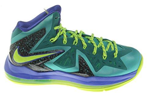 Nike Lebron X Ps Elite Herre Basketball Sko Sport Turq EmrFN8KtT