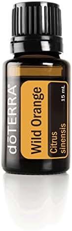 doTERRA Wild Orange Essential Oil - 15 mL