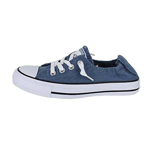 Tout Designer Blanc C Bleu te Converse Schuhe Mandrins ftv7Sxq1