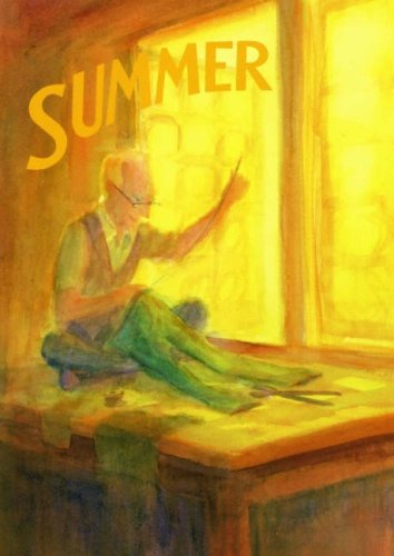 Summer: A Collection of Poems, Songs, and Stories for Young Children (Kindergarten)