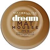 GEMEY MAYBELLINE Dream Mat Mousse Fond de Teint 50 Sun Bronze