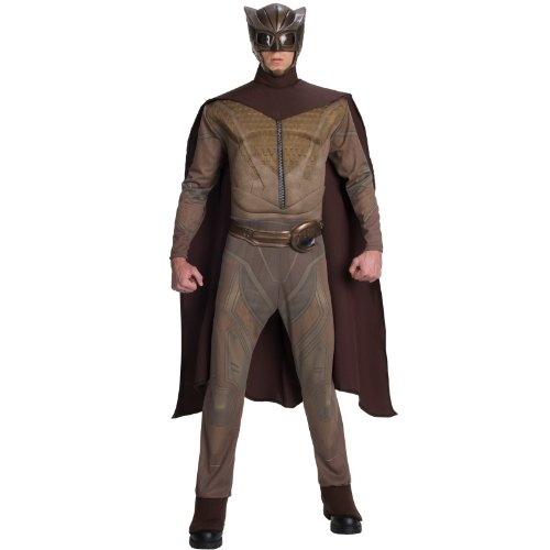 [Nite Owl Costume - Large - Chest Size 42-44] (Mens Owl Costumes)