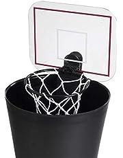 Basketball Korb Vuilnisbak/prullenbak met geluid, kleurrijk