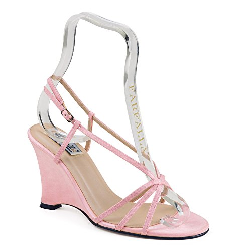 FARFALLA Luxury Shoes Pink Xk5ooY4