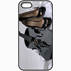 Personalized iPhone 5 5S Cell phone Case/Cover Skin A Touch Of Class Black
