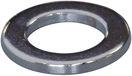 The Hillman Group The Hillman Group 1235 1//8 in SAE Flat Washer Zinc 60-Pack