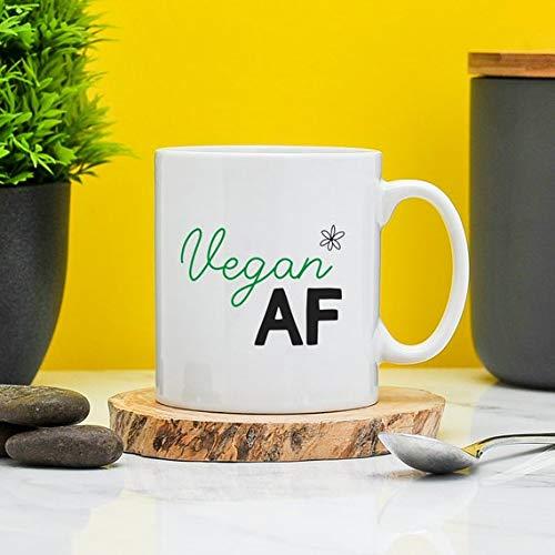 Amazon Vegan AF Mug
