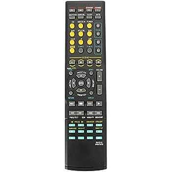 Amazon com: New RAV315 WN22730EU Replaced Remote Control AV Receiver