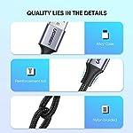 UGREEN-3A-Cavo-USB-Type-C-Ricarica-Rapida-in-Nylon-Cavo-USB-Tipo-c-Compatibile-Samsung-A80-A70-A50-A8-A7-S10-S9-Huawei-P30-Lite-P20-Lite-Xiaomi-Redmi-Note-7Mi-9Mi-A2Mi-9T-Mi-Mix-2s-ECC-05M