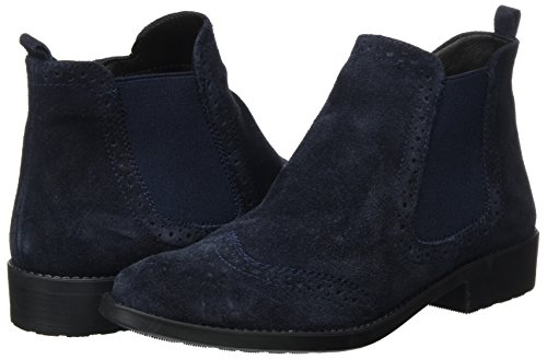 Boots 25493 navy Chelsea Women''s Tamaris Blue v7xFxt