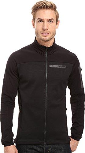 adidas Outdoor Men's Terrex Stockhorn Fleece Jacket, Black, XX-Large