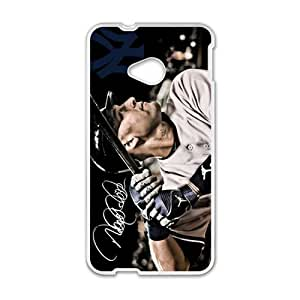 Popular Derek Jeter Yankee Cell Cool for HTC One M7