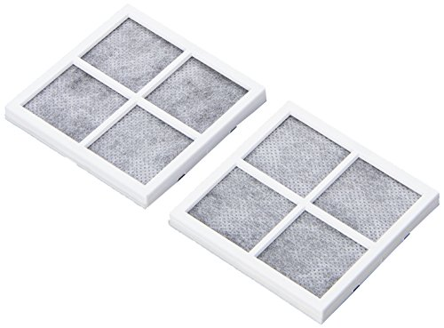 2 x Replacement for air filter ADQ73214402, ADQ73214404, LT120F