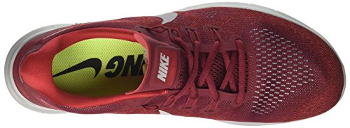 Running Free Red Shoe Team Men's NIKE Red Tough Grey Wolf RN 6tnwqTxZfx