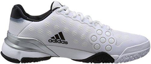 adidas Barricade 2015 OC Scarpa da Tennis Uomo (bianco/nero/blu)