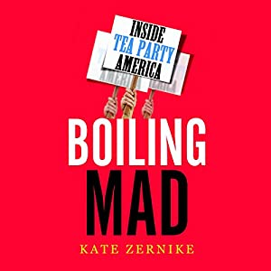 Boiling Mad Audiobook