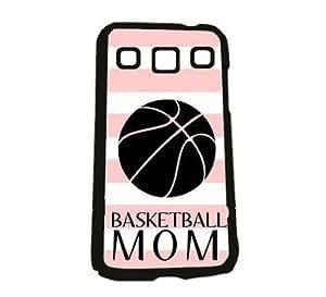 Basketball Mom Baby Pink Stripes Cute Hipster Samsung Galaxy Win i8550 i8552 Case - Fits Samsung Galaxy Win i8550 i8552
