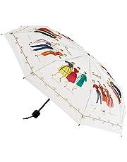 Simplicity Vintage Small Travel Umbrella, 38'' D