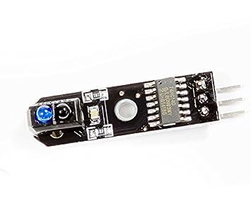 MissBirdler Line Tracker Reflex Lights TCRT5000 Infrared for Arduino