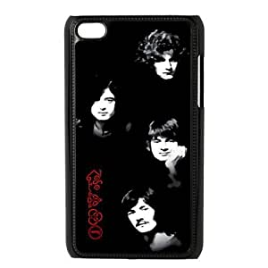 Custom Your Own Led Zeppelin Rock Band Ipod Touch 4 Case , Best Durable Led Zeppelin Ipod 4 Case