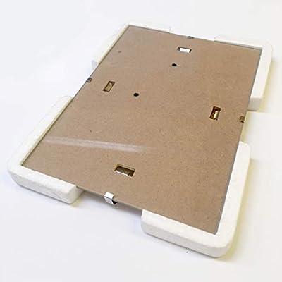 Nacnic Marco Clip Transparente (10x15 cm) Caja de 24 Unidades. Marcos Clip Transparentes para Fotos, Carteles, Diplomas,…: Amazon.es: Hogar