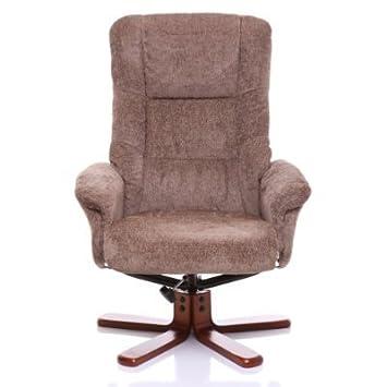 Oriental Leather Co Ltd - Sillón de salón, Color: marrón ...