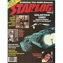 Starlog #34 (May, 1980)
