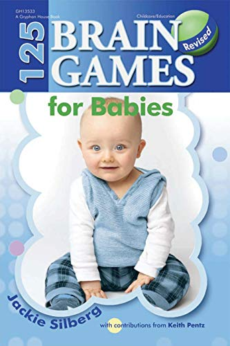 Baby Brain Games - 125 Brain Games for Babies