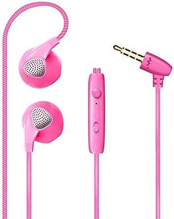 Auriculares Planos para LG Stylus 2 Smartphone con Micro Ajuste ...