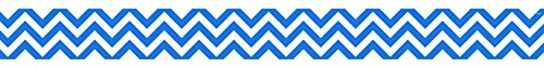 Creative Teaching Press Borders Chevron Border, Ctp01631, Blue (01631)