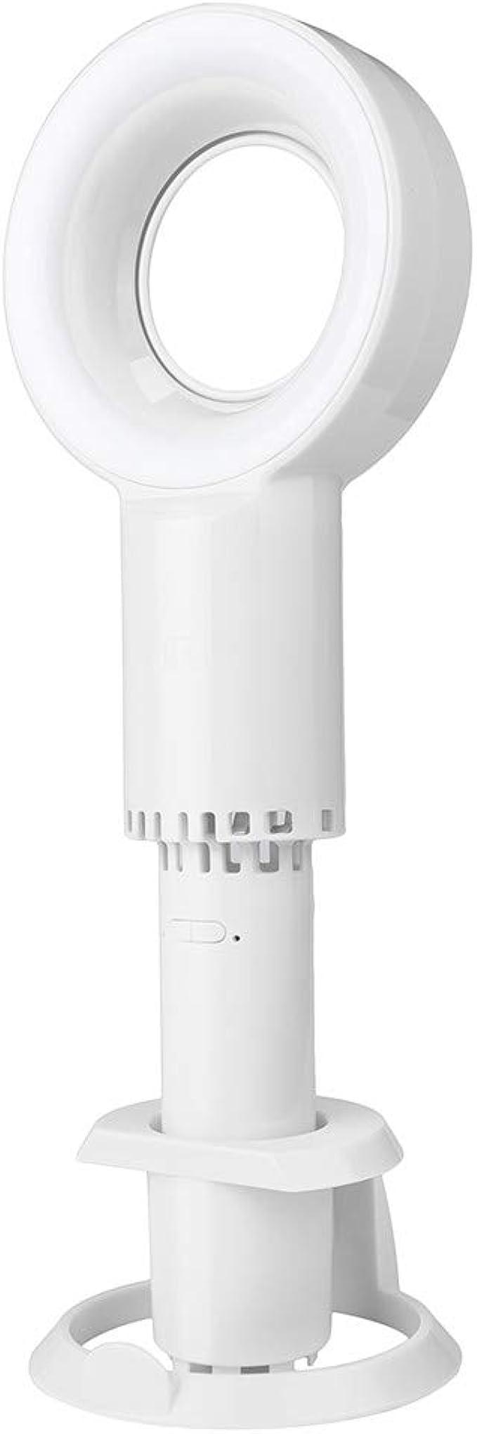 JiaMeng Ventilador de Mesa Pequeño Portátil y Silencioso Mini Ventilador de Escritorio sin Aire de enfriamiento del purificador de la Torre del purificador del Aire Acondicionado del USB con: Amazon.es: Ropa y