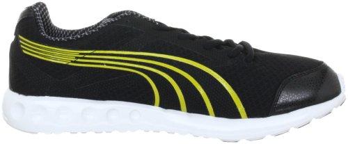 Puma Faas 400 - Zapatillas de running para hombre Schwarz (black-warm olive-white 1) (Schwarz (black-warm olive-white 1))