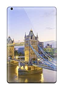Tpu Cases Covers For Ipad Mini Strong Protect Cases - Tower Bridge London England Design