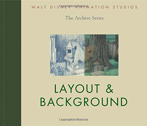 Layout & Background (Walt Disney Animation Archives) by Disney Editions (Image #3)