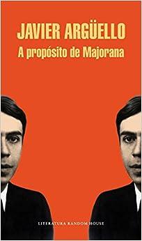 Book A Propósito De Majorana (Spanish Edition)