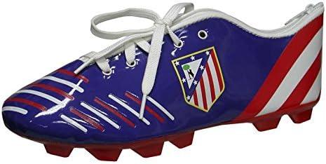 Atletico De Madrid - Estuche portatodo Bota de Atletico (CYP Imports PB-13- ATL): Amazon.es: Equipaje