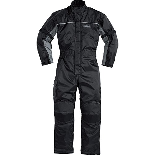 Motorradkombi Thermoboy Motorradkombi Textil schwarz für Herren L