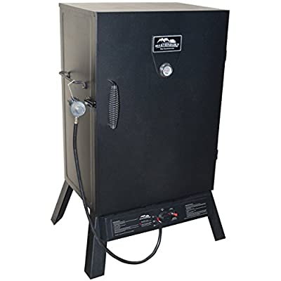 Masterbuilt GS40 Propane Smoker, Black from Sports Service
