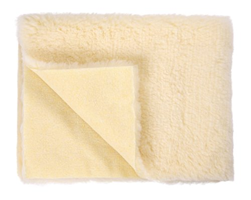 Synthetic Lambswool Fleece Pad, 30 x 40 (X Cushion Pad 30 40)