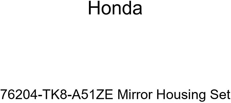 Genuine Honda 76204-SJC-A11ZN Mirror Housing Set