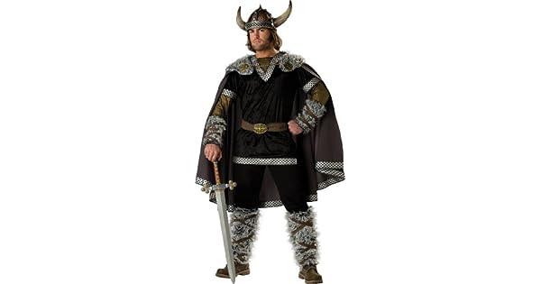 Amazon.com: InCharacter disfraz de Vikingo para hombre ...