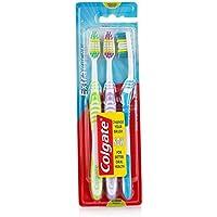 Colgate Extra Clean Toothbrush Medium (3 Pack)