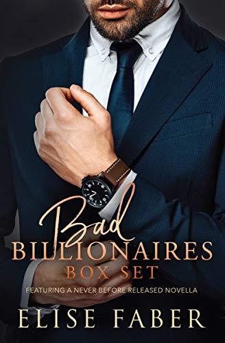 Bad Billionaires Box Set: Billionaire
